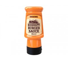 MISSISSIPPI BURGER SAUCE ORIGINAL with onions.300ml