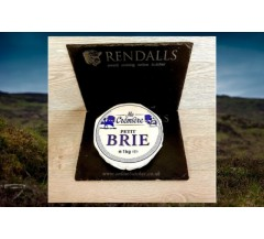Brie Rounds (1kg)