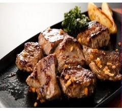 Lean Elk Diced Steak (250g)