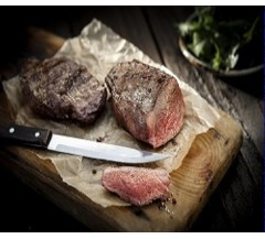 2 Llama Haunch Steaks (250g)