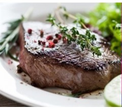 1 Buffalo Ribeye Steak (225g)