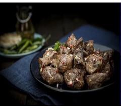 Lean Venison Diced Steak (250g)