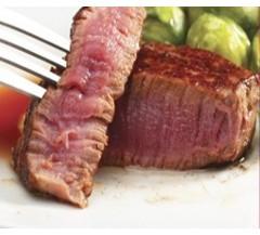 2 Elk Haunch Steaks (250g)