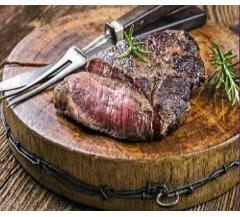 2 Venison Haunch Steaks (250g)