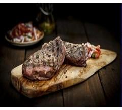 2 Horse Striploin Steaks (250g)