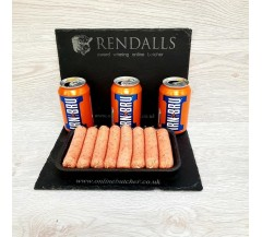 Sweet Chilli and Irn Bru Chicken Sausages (6 Pack)