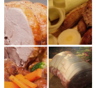Snowmans Selection Box Meat Pack